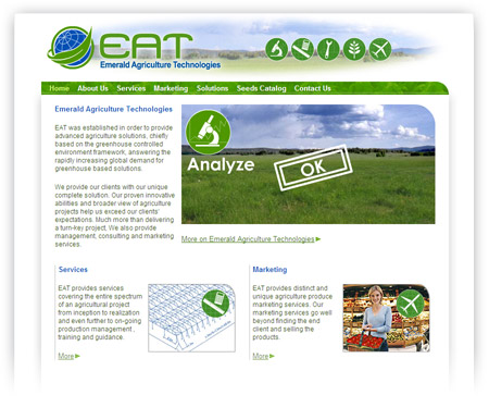 EAT Emerald Agriculture Technologies